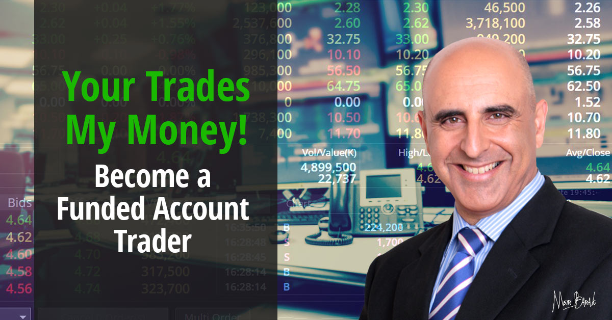 Become A Funded Account Trader Tradenet Academy Funded