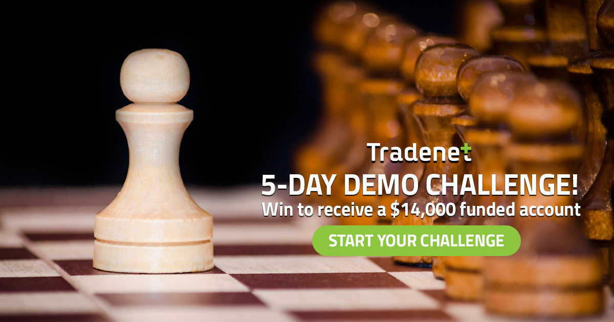 5 Day Demo Challenge Tradenet Home To Trading Education